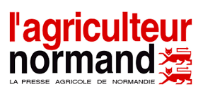 Logo agriculteur de Normandie