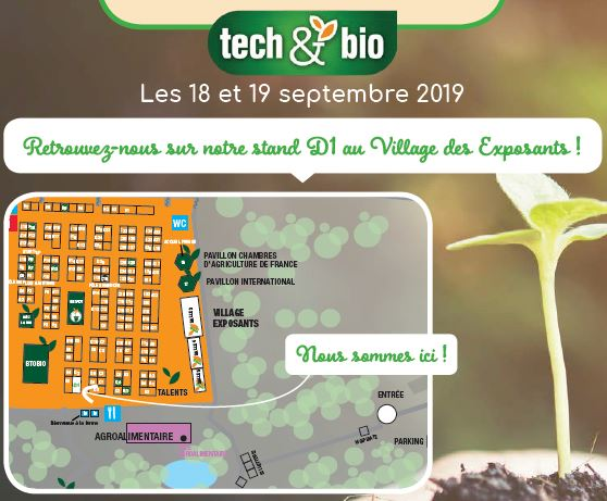 Plan stand coop de france techetbio
